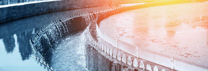 Désinfection d'eau