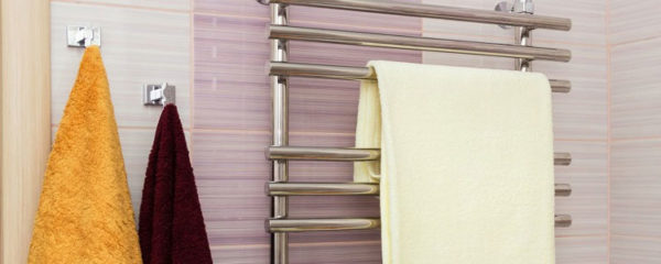 Radiateur sèche serviette