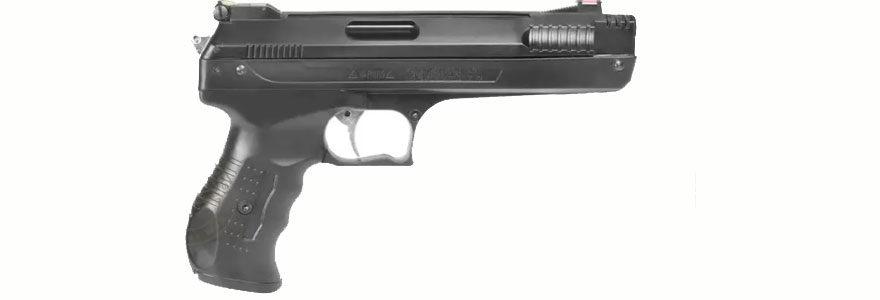 pistolet à plomb air comprimé