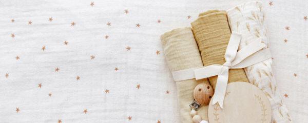 draps pour bébé